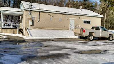Farmington Maine Water Department Building
