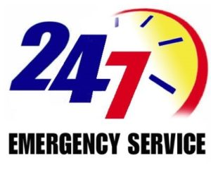 24-7 Emergency Service available from Farmington Village Corp. - Water Department.