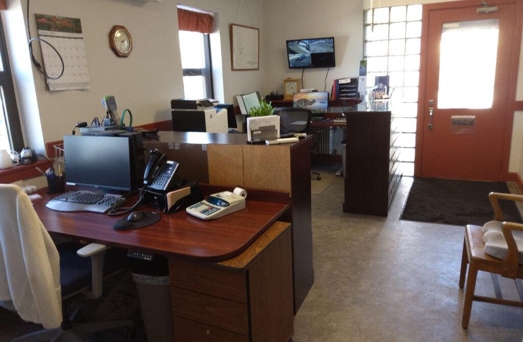 Farmington Water Department office.
