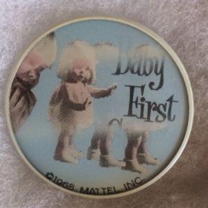 1965 Mattel Baby First Step Flasher