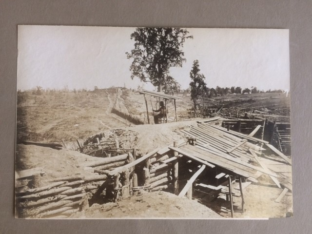 Civil War photo - Confederate Soldier front
