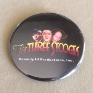 3 Stooges newer pinbac