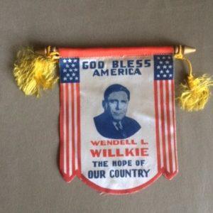 Wendall Willkie Banner