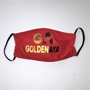 Red GA Mask