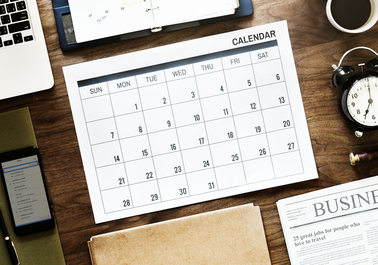 Scheduling is an important part of managing a remote team