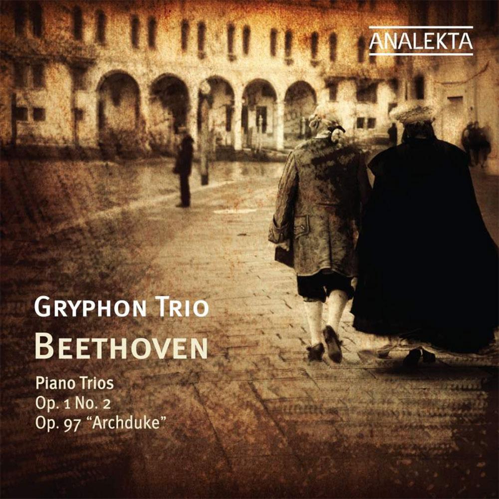 Beethoven: Piano Trio Op. 1 No. 2; Piano Trio Op. 97