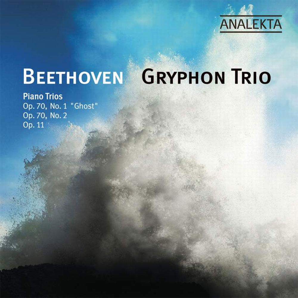"""Beethoven: Piano Trios Op. 70 No. 1 """"Ghost"""" + No. 2; Op. 11"""
