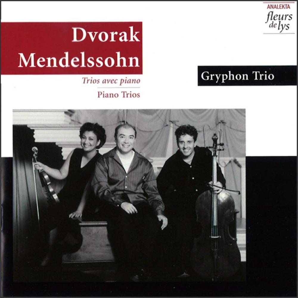 Dvorak, Mendelssohn: Piano Trios