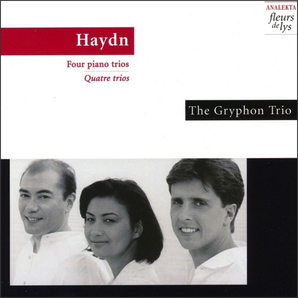 Haydn: Four Piano Trios