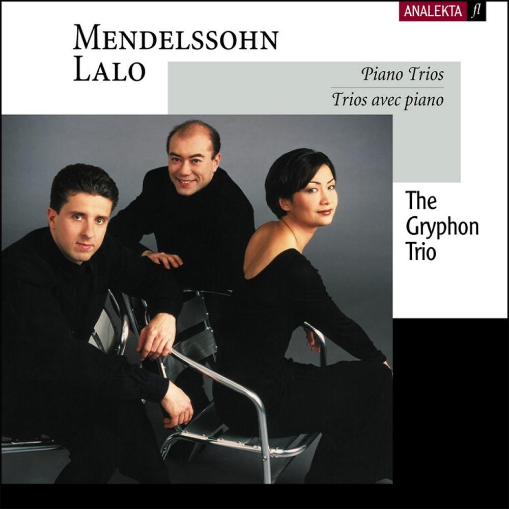 Mendelssohn, Lalo: Piano Trios