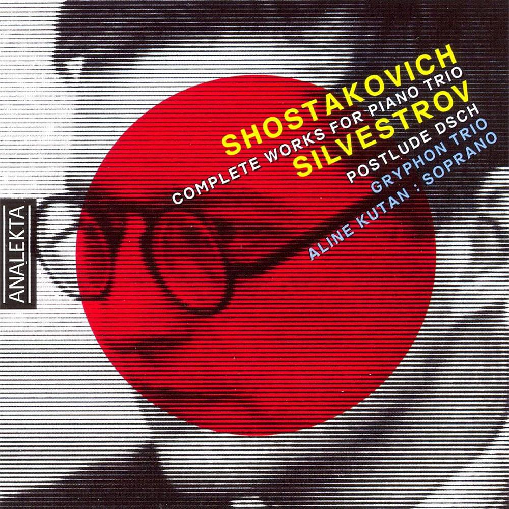 Shostakovich: Complete Works for Piano Trio