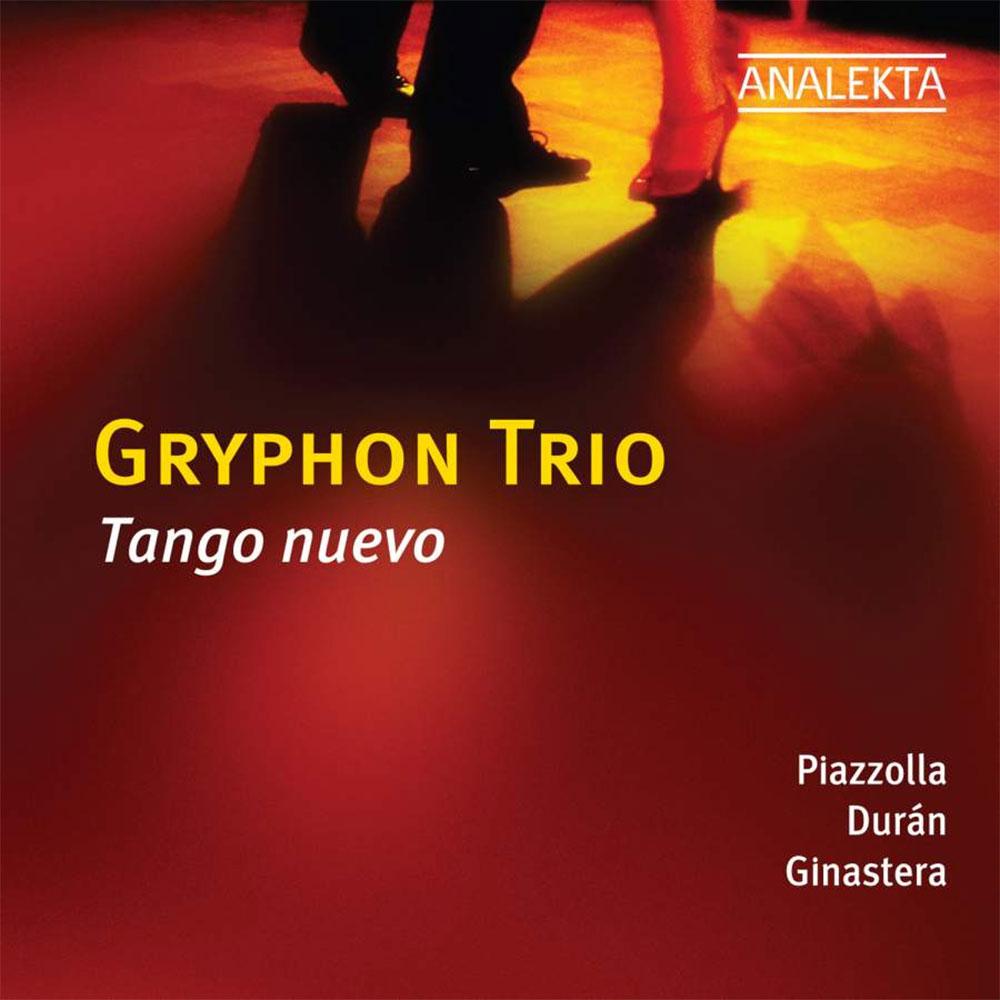 Tango nuevo: Piazzolla, Durán, Ginastera