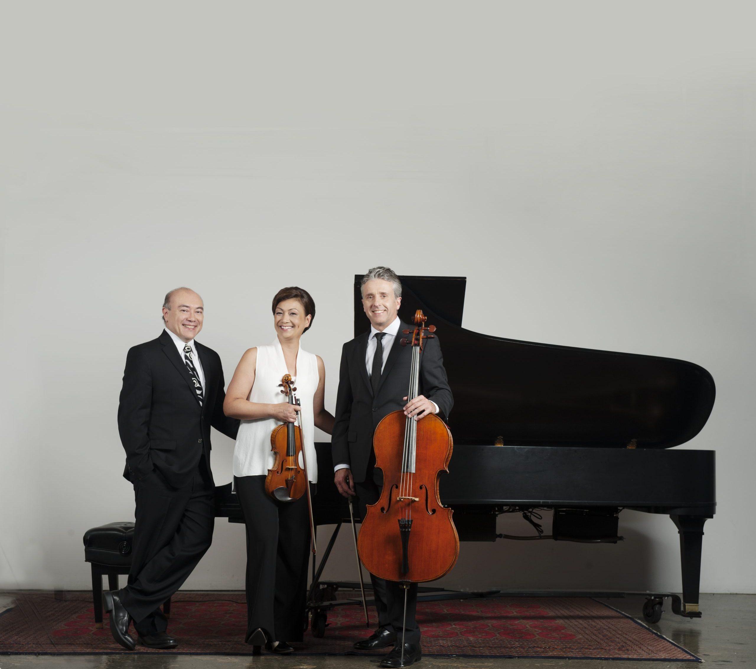 Gryphon Trio © Bo Huang
