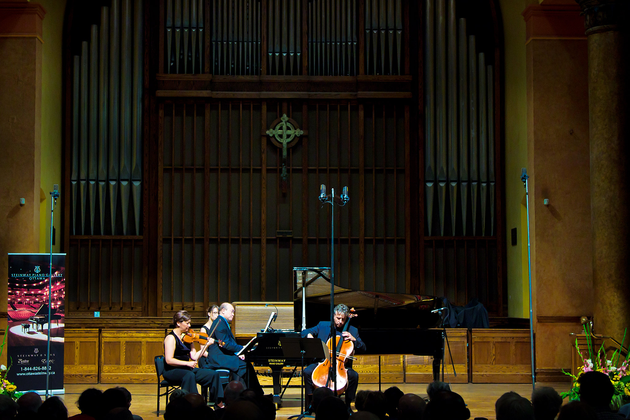 Gryphon Trio and Friends © Andre Gagne