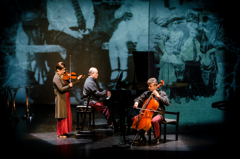 Constantinople: the Multimedia Theatrical Event by Christos Hatzis