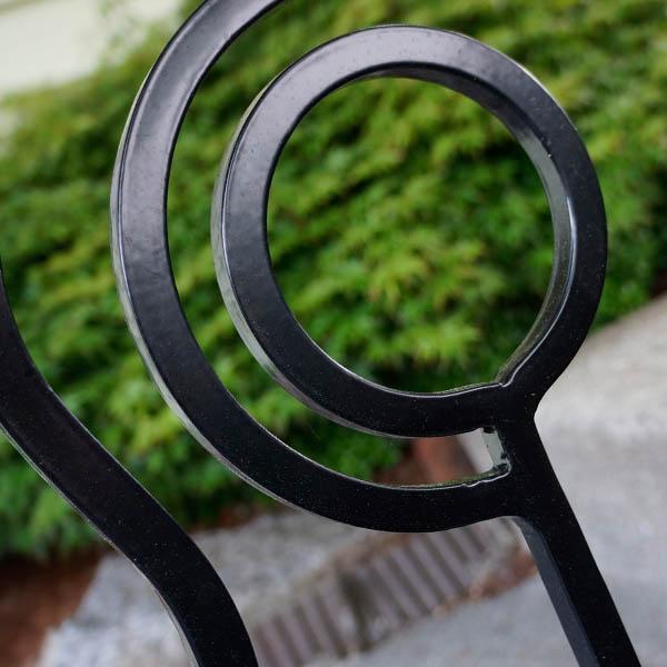 seattle iron fence