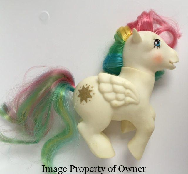 Starshine rainbow pony year 2
