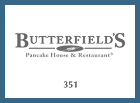 Butterfield's Pancake House & Restaurant logo