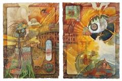 Greg Coffey double panels web