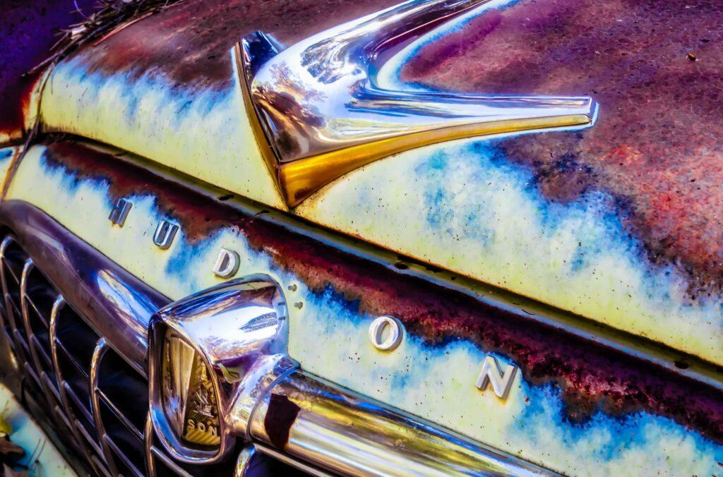 Hudson Hornet Custom 1956