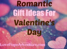 Romantic DIY valentine's day gifts