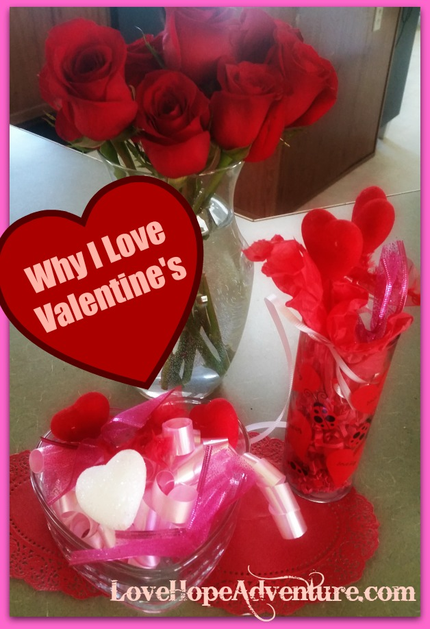 Why I Love Valentines