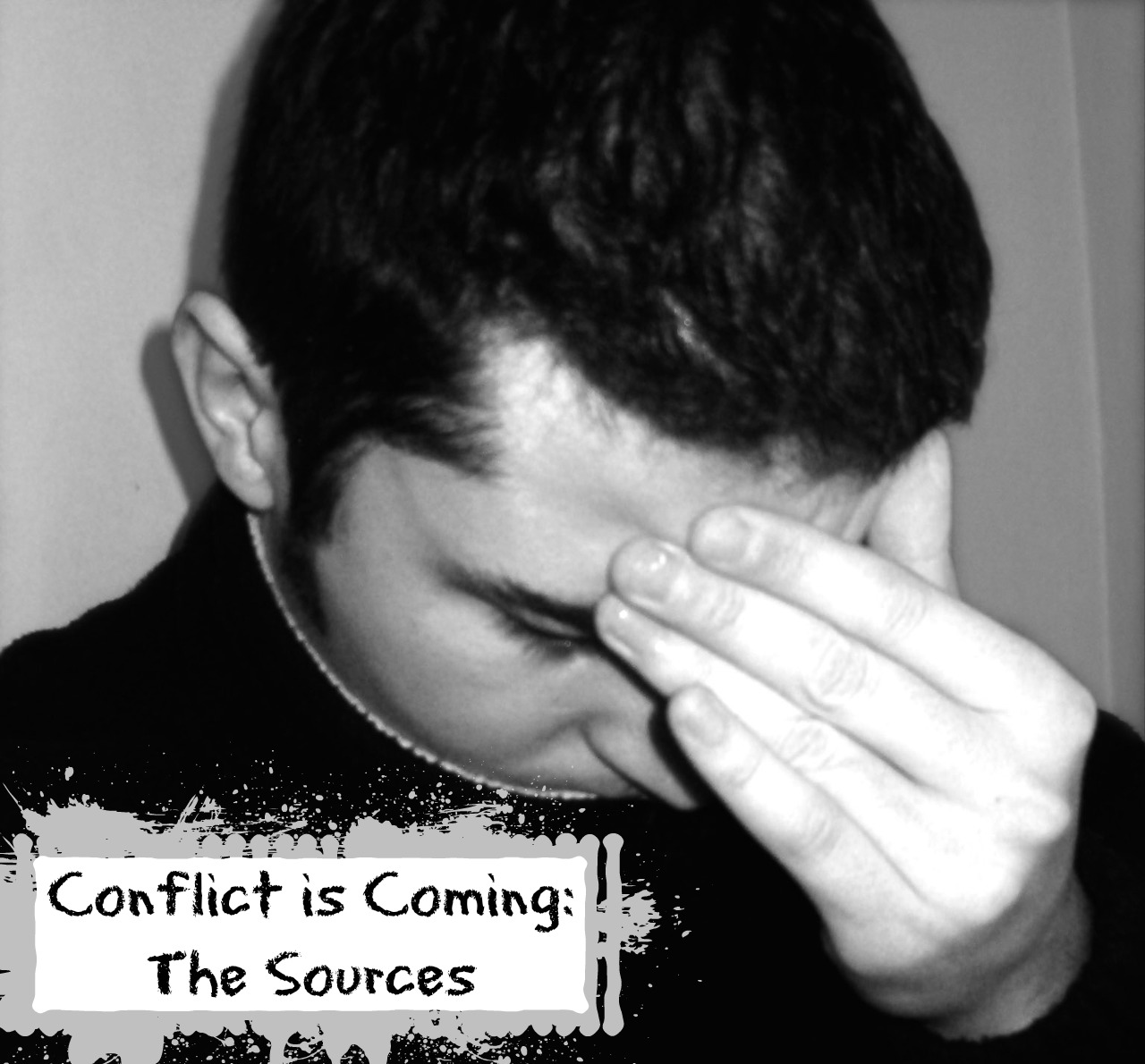 Conflict is Coming The Sources