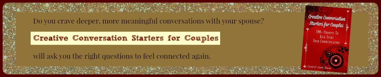 Creative Conversation Starters For Couples