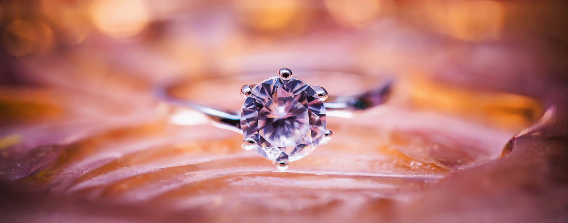 OK, so now you know a bit of background, there are some reasons a diamond may still be a girl's best friend. They're associated with love and wealth - they have been for years, so this is not going to change any time soon. It's how we've been conditioned to look at them!