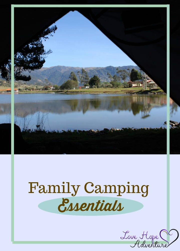 Going camping should be a wonderful family bonding experience. But you'll need to make sure that you don't forget anything important or that trip could be a long climb filled with the children whining and cranky adults because of it. Here is your guide to all the family camping essentials that you will need to bring with you and remember throughout your trip, so that the memories forged are good ones.