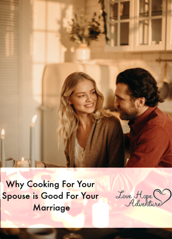 cooking for your spouse