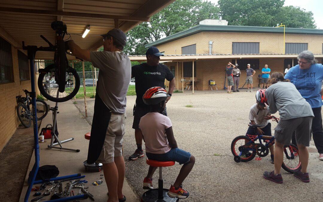JH Hines Bike Rodeo