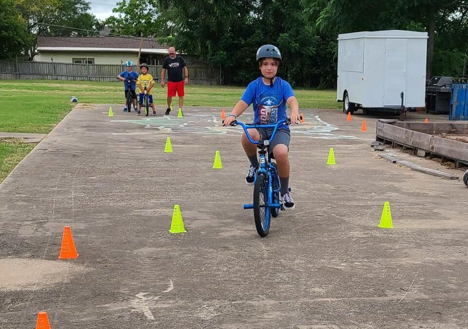 Bike Rodeo for  Cub Scouts