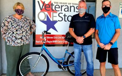 WBC Gives Back and Helps a Vet