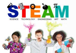 S.T.E.A.M Kids