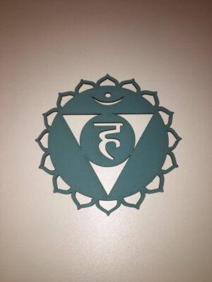 CHACRA GARGANTA (VISHUDDHA)