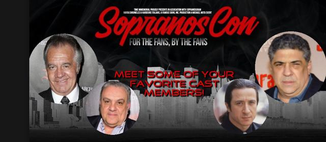 SopranosCon 2019: First-ever 'Sopranos' themed convention coming to New Jersey