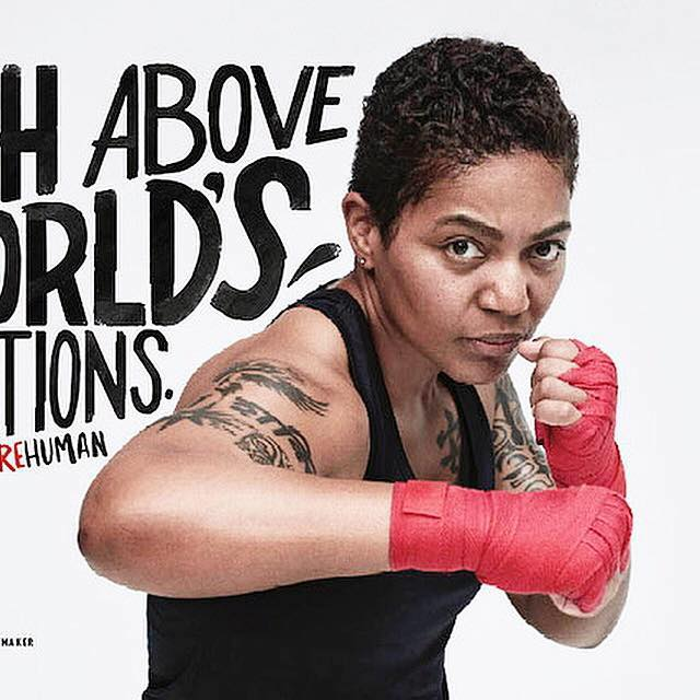 Reese Scott, Founder of Women's World of Boxing, NYC's First Privately Owned-Operated Women's Boxing Gym