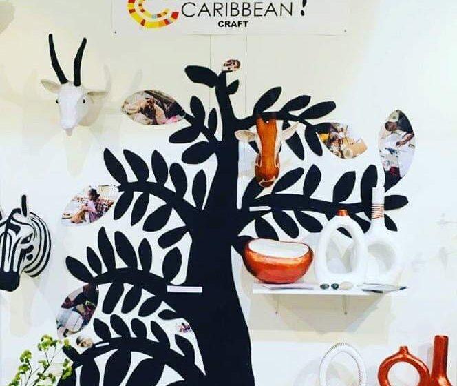 Caribbean Craft at 2020 Winter NY NOW