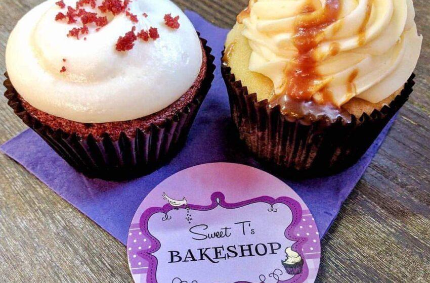 Sweet T's Bakeshop in Haddonfield, NJ
