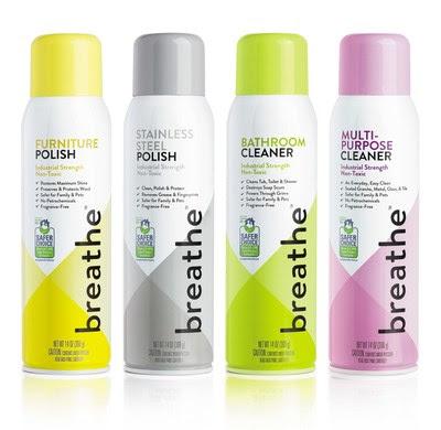 Breathe aerosol cleaning line