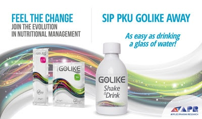 GOLIKE Shake & Drink