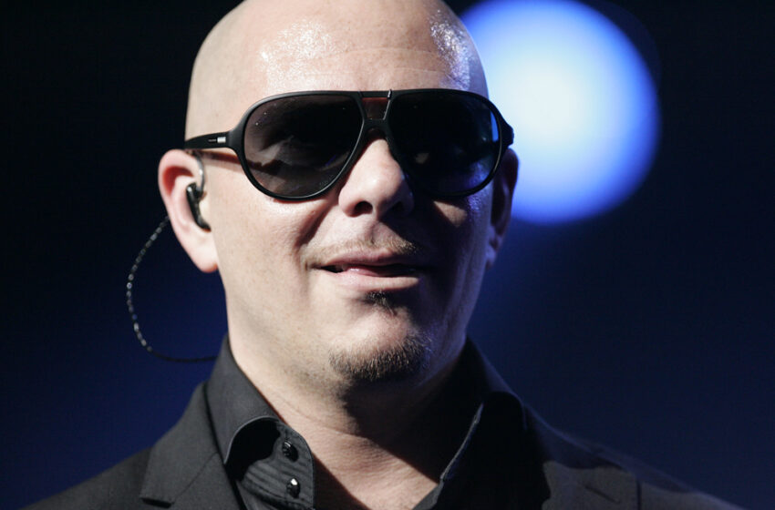 Pitbull Partners with LiveXLive for Multi-Year Deal to Develop, Produce & Distribute Unique Original Content