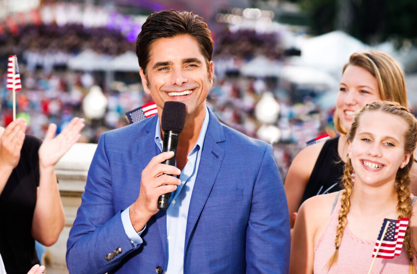 PBS' National July 4th TV Tradition, A CAPITOL FOURTH, Returns for a Special 40th Anniversary Presentation Hosted by John Stamos and Vanessa Williams