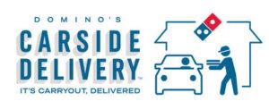Domino's Carside Delivery
