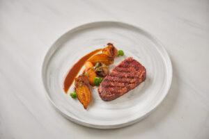 Redefine Meat's 3D printed Alt-SteakTM