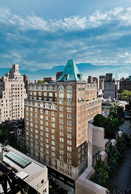 The Mark Hotel Ranked '#1 City Hotel in the US' and '#1 Hotel in New York City' in Travel + Leisure World's Best Awards 2020