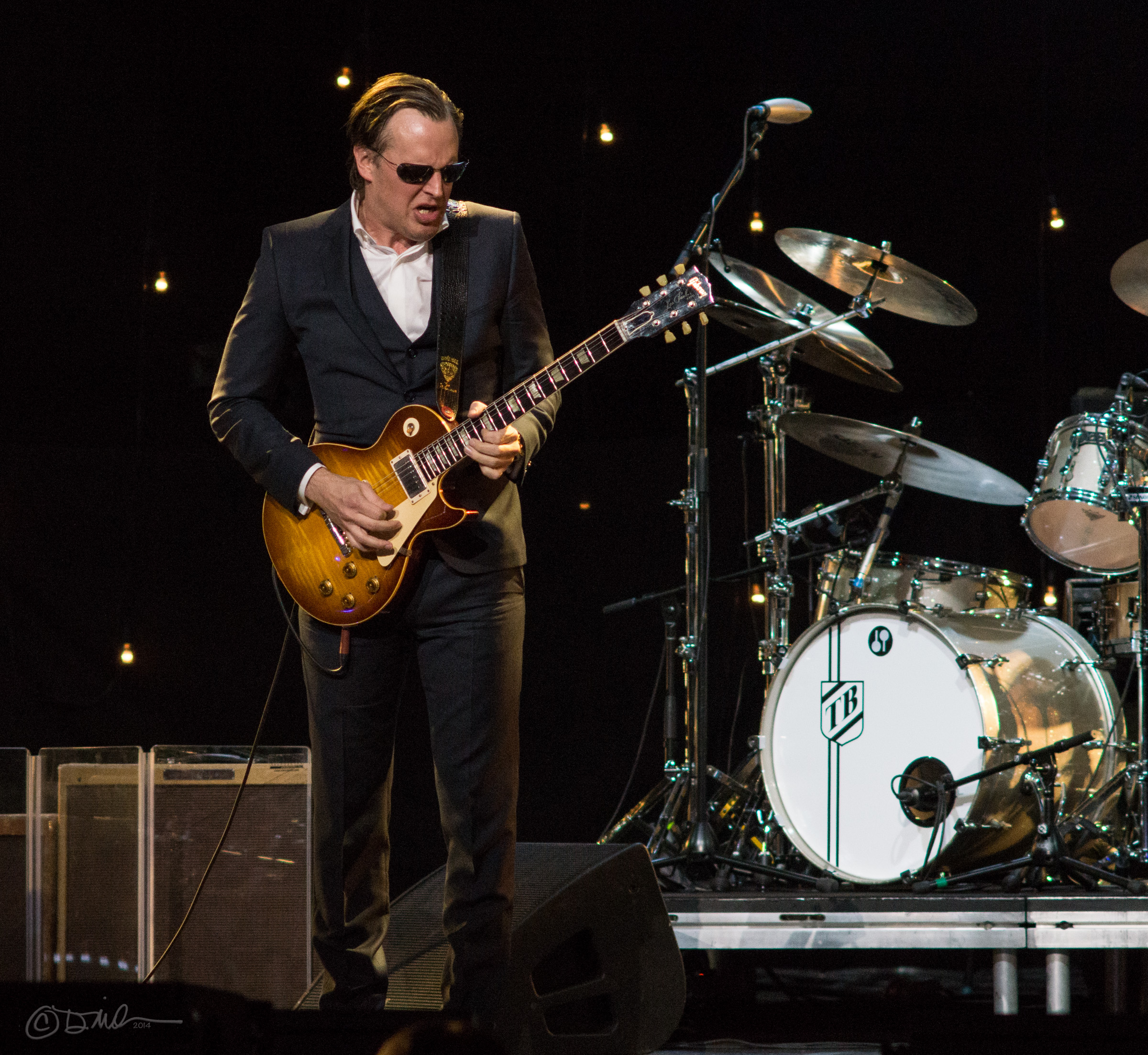 Joe Bonamassa Announces New Studio Album 'Royal Tea' Inspired by Jeff Beck, Led Zeppelin, John Mayall, Eric Clapton, and Cream – Available October 23