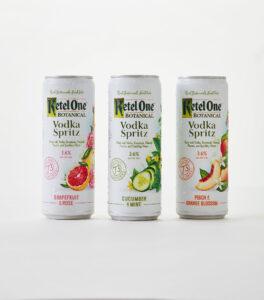 ketel one vodka spritz