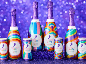 Barefoot's first-ever limited edition Pride Packaging Collection